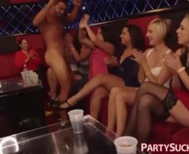 Gorgeous Sexy Cfnm Party Babes