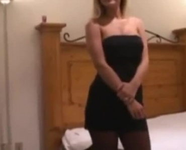 Blonde Wife Does Not Mind Cheating On Her Husband Once In A While With Her Boys