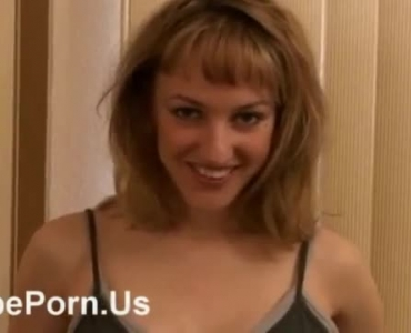 Light Haired Girl Took Off Her Clothes And Got Down And Dirty With Her Roommate
