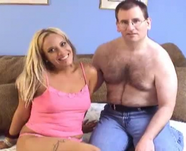 Skinny Blonde Fucked By A Lucky Tourist