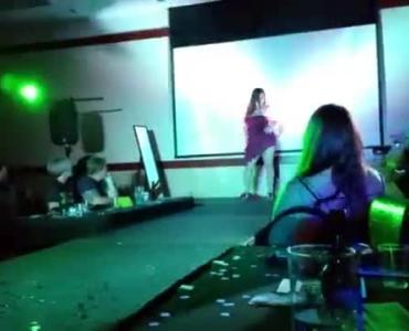 Burlesque Gangbang Threesome