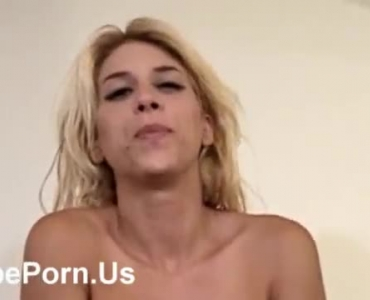 Classy, Sexy Chick With Big Tits, Capri Is Sucking A Horny Guy's Huge Meat Stick