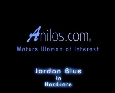 Jordan Blue In Interracial Orgy