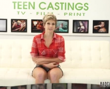 Blonde Babe, Victoria Sweet Was Getting Fucked During A Casting Because She Had One Of The Best Casting Performances