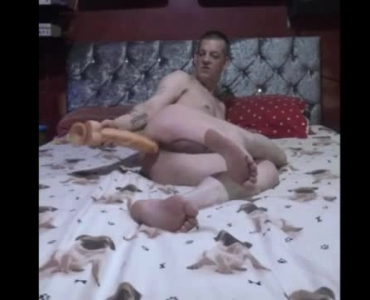 Gagged Asian Teen Got Naked And Fucked A Handsome, Black Man, While They Were Sitting On The Sofa