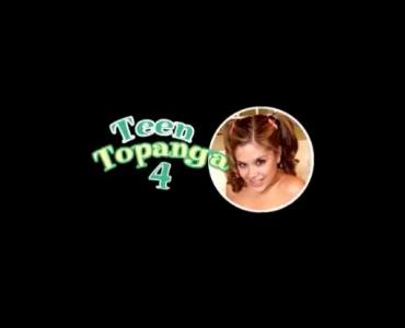 Blonde Topanga Teasing