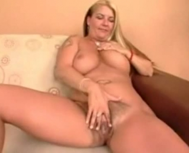 Blonde Haired And Red Hask Babe With A Pair Of Big Tits Likes Fish