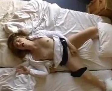 Mary Sat Tight Vagina Gets Fingerfucked And Facialed
