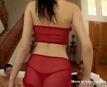 Naughty Babe Is Lucky To Have A Job She Is Willing To Do And With Her Boss