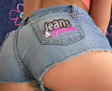 Wife Strips Her Panties