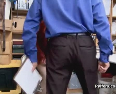Office Slut Fucked After Getting Caught On Spycam