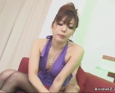 Lusty Japanese Swallowing Cum In A Group Scene