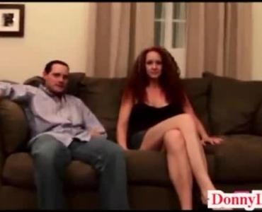 Foxy European Booty Slut Gives Cock Bang