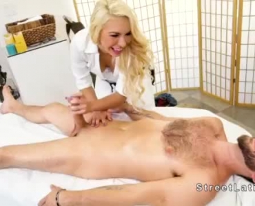 Wicked Theymale Masseuse Rides Client
