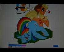 ငါ၏အသေးငယ်တဲ့မြင်း Porn Games.rainbow Dash ။