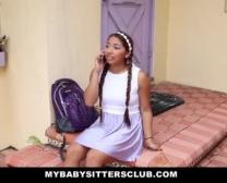 Mybaby Sittersclub - နုပျိုကလေးစောင့် Boinked သို့မဟုတ်ပစ်ခတ်